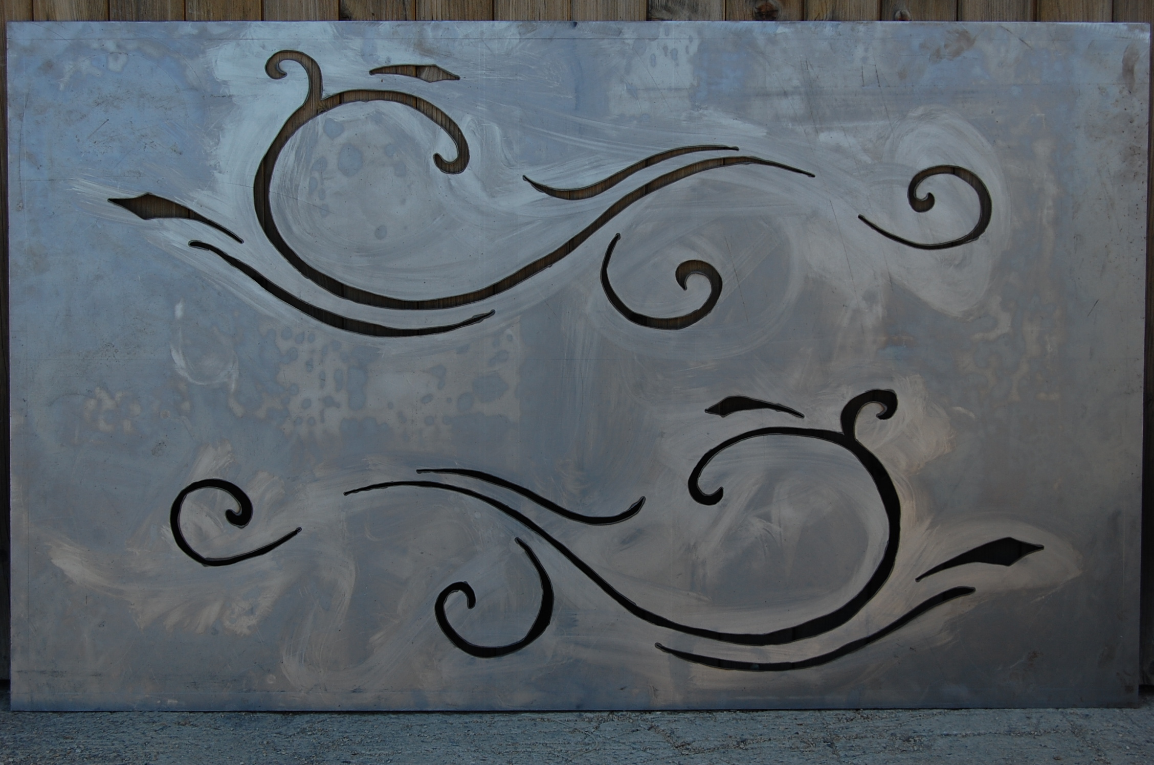 Metal art sculpture hot girls wallpaper for Plaques decoratives credence